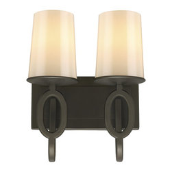 Murray Feiss - Murray Feiss Huntley Transitional Wall Sconce X-BRO-20044SV - Inspired by the rich, rustic design of ranch ironwork, the Huntley Collection is characterized as mountain luxe. The arms are cast to achieve superior quality and detail. The mouth-blown, powder ivory frit glass creates a delicate feathered detail, like a glowing candle. Ships with two finial options - a simple disk or a drip cup detail which complements the bobeche.