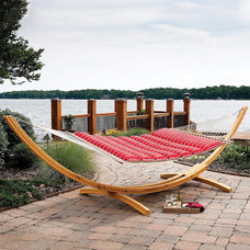 Contemporary Hammocks by FRONTGATE