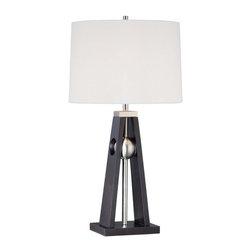 Minka-Lavery - Minka-Lavery 1 Light Table Lamp - 10052-0 - ILLUMINATION