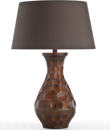 Contemporary Table Lamps by Zinc Door