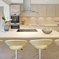 contemporary kitchen hoods and vents by Build.com
