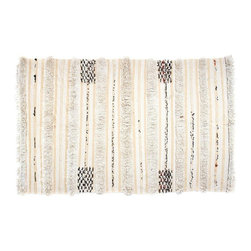 "Handira Wedding Blanket - 4'4"" x 7'3"" -"