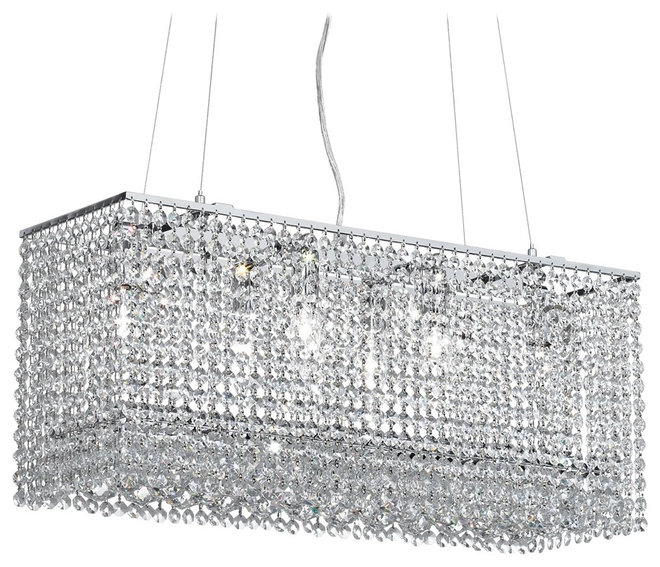 Contemporary Chandeliers by Lamps Plus