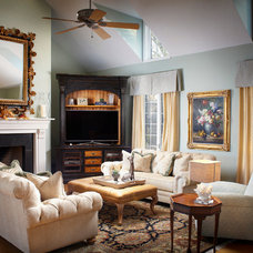 Traditional Living Room by Ethan Allen Design Center - Paducah, KY