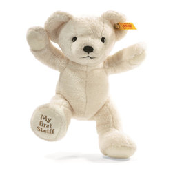Steiff - Steiff Baby My First Steiff Teddy Bear - What better way to start life than with your very own, very first Steiff Teddy bear. He´ll keep you warm, he´ll keep you safe and he will always keep your secrets.