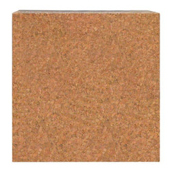 Quartet Cork Tiles, Brown - Cork is the perfect material for display in a craft space. It's budget friendly and easy to install.