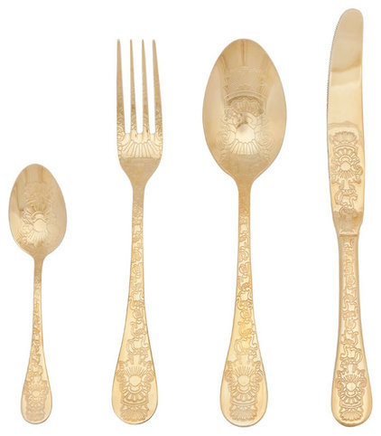 Contemporary Flatware by ZARA HOME