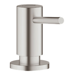 Grohe - Grohe 40535Dc0 Accessory- Soap Dispenser - Cosmopolitan - Grohe 40535Dc0 Accessory- Soap Dispenser - Cosmopolitan