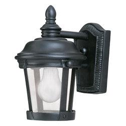 Maxim Lighting - Maxim Lighting 3026CDBZ Bronze Dover 1 Light Outdoor Wall Sconce - Product