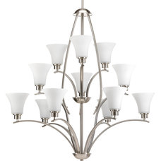 Contemporary Chandeliers by Progress Lighting