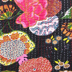 quilted tapestry – black - view this item on our website for more information + purchasing availability: http://redinfred.com/shop/category/free-shipping/quilted-tapestry-black/