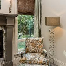 Transitional Living Room by Meghan Blum