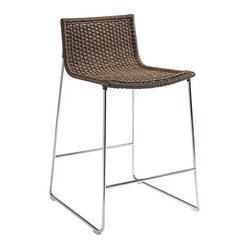 Sling Counter Stool The Comfortable And Supportive Sling