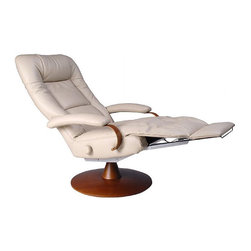 Lafer Thor Recliner - Ultra comfort swivel recliner available in many colors. Buy yours today!