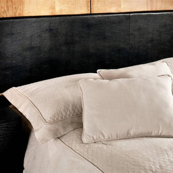 Hillsdale Furniture - Springfield Upholstered Headboard (Full/Queen - Finish: Full/Queen - BlackFor residential use. 4-Leg headboard frame for twin. Premium 5-leg with large glides for full/queen. Fully upholstered vinyl. Pictured in Black Finish. Twin headboard: 40.75 in. W x 3 in. D x 47 in. H. Twin frame: 63.5 in. L x 54 in. W. Full/queen headboard: 62.75 in. W x 3 in. D x 47 in. H. Full/queen frame: 83.5 in. L x 78 in. WThe Springfield headboard features sleek design, clean lines and stunning style. It is versatile enough to compliment a variety of decors.