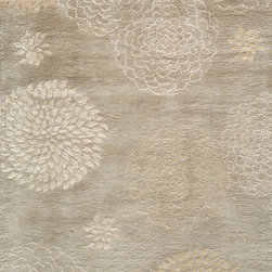"Momeni Rug - Momeni Rug Zen 2'3"" x 8' Runner ZEN-3 Beige ZEN00ZEN-3BGE2380 - Bring tranquility to any modern living space with the beautiful Zen Collection. Quietly appealing designs and colors in these hand tufted rugs bring grace and calm to balance out today�s fast paced lifestyle. The Zen Collection is the perfect antidote to the hustle and bustle of modern living and everyone needs a soothing and serene space to escape."