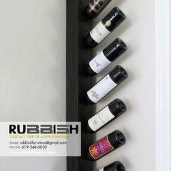Wall Wine Rack - oephoto