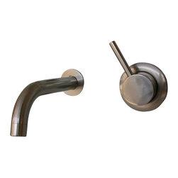 Portofino Mimimalist modern wall mounted faucet - Portofino Faucet