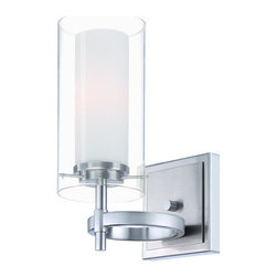 Forecast Lighting - Forecast Lighting FN0003 Hula 1 Light Wall Sconce - Features:
