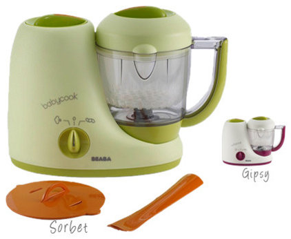 modern blenders and food processors by BEABA