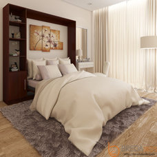 Contemporary Beds by BredaBeds