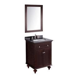 "Bosconi - Bosconi SB-259 25"" Contemporary Single Vanity - Bosconi SB-259 25"" Contemporary Single Vanity"
