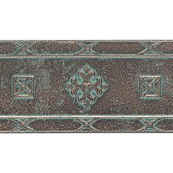 Saxon Metals in Bronze Signet Accent -