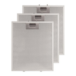 """Replacement Filter for 36"""" Maestro Series Stainless Steel Wall-Mount Range Hood - Refresh the air in your kitchen with new filters for your range hood. These replacement filters fit the 36"""" Maestro Series Wall-Mount Range Hood."""