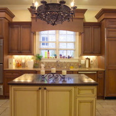 Traditional Kitchen by Stone Select Granite and Marble