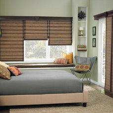 Window Blinds by Steve's Blinds & Wallpaper