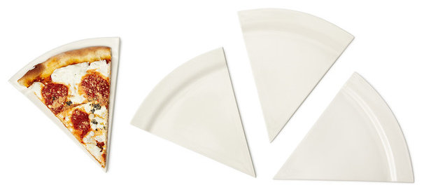 Modern Dinner Plates by UncommonGoods