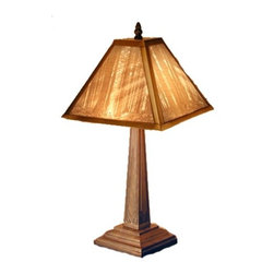 Porcelain Garden Lighting - Accent Table Lamp with Woodland Etched Porcelain Shade - LL04 - This four panel table lamp exudes classic styling, with its elegant shape and timeless design. An antique finish steel frame holds the 4 lithophane panels in place, and sits atop a cast metal base with an antique finish. Takes (1) 60-watt incandescent A15 bulb(s). Bulb(s) included. UL listed. Dry location rated.