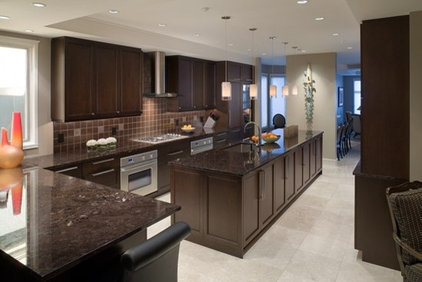 Traditional Kitchen Cabinets by Citation Kitchens