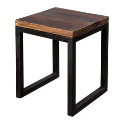 C.G. Sparks - Cordova Side Table - *Finish:Natural