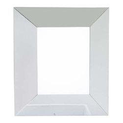 Lyn Design - Lyn Design York Vessel 24 X 28 1/4 Glass Mirror - Lyn Design York Vessel 24 X 28 1/4 Glass Mirror