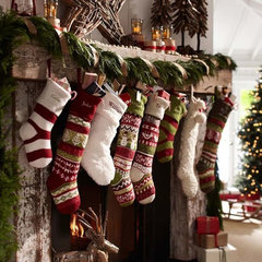 traditional holiday decorations by Pottery Barn Kids