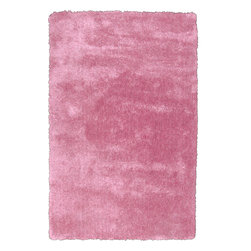 Surya - Surya Nimbus NBS-3007 (Pastel Pink) 5' x 8' Rug - This Hand Woven rug would make a great addition to any room in the house. The plush feel and durability of this rug will make it a must for your home. Free Shipping - Quick Delivery - Satisfaction Guaranteed
