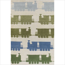 Traditional Kids Rugs by All Modern Baby