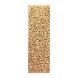 "Garland Rug - Bath Mat: Accent Rug: Queen Cotton Natural 22"" x 60"" Bathroom - Shop for Flooring at The Home Depot. Add elegance and beauty with Queen Cotton Bath Rugs. Soft loop pile made of 100% U.S. Cotton in an elegant and classic pattern will go with any bathroom design. Proudly made in the USA."
