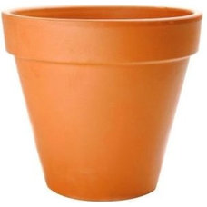 Traditional Outdoor Planters by Home Depot
