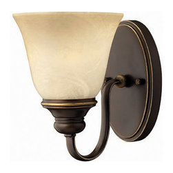 Hinkley Lighting - Hinkley Lighting 5450AT Cello Antique Bronze Wall Sconce - Hinkley Lighting 5450AT Cello Antique Bronze Wall Sconce