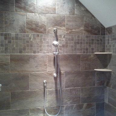 Great Shower - Great Shower designed by Arnie Ligouri.