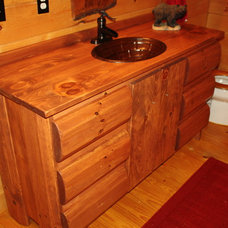 Bathroom Vanities And Sink Consoles by What Wood You Like
