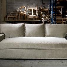 Sofas by Jane Lockhart Interior Design