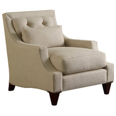 Traditional Living Room Chairs by Baker Furniture