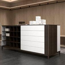 Modern Closet Organizers by Planum