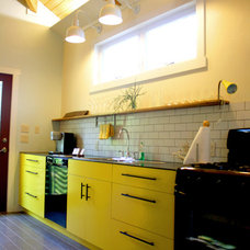 Contemporary Kitchen by Forsite Studio