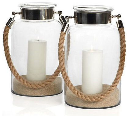 Beach Style Candleholders by Z Gallerie