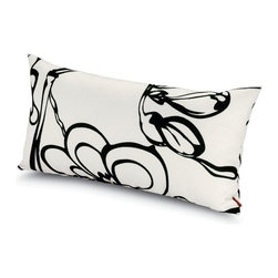 Missoni Home - Missoni Home | Pretoria Outdoor Pillow 12x24, 601 - Design by Rosita Missoni.