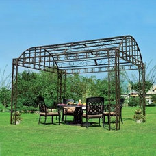 traditional gazebos by Target
